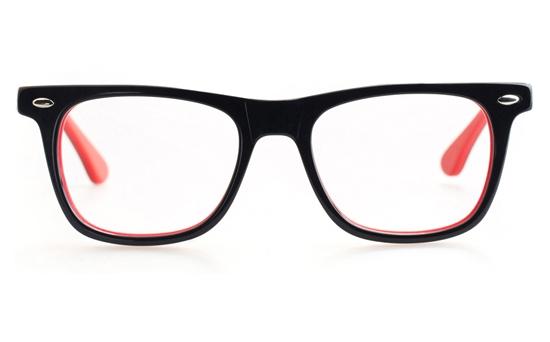Vista Kids H1014 Acetate(ZYL) Kids Square Full Rim Optical Glasses