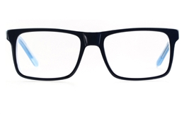 Vista Kids H1015 Acetate(ZYL) Kids Square Full Rim Optical Glasses for Classic,Party Bifocals