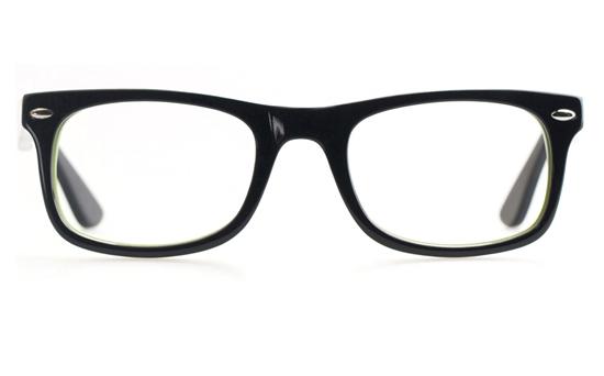 Vista Kids H1021 Acetate(ZYL) Kids Square Full Rim Optical Glasses