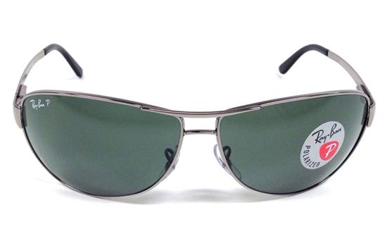 05dc9aafc5 Ray-Ban 0RB3342 WARRIOR Metal Mens   Womens Full Rim Sunglasses