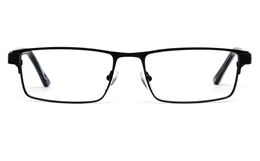 Vista First 1112 Stainless steel Mens Full Rim Optical Glasses for Fashion,Classic,Party,Nose Pads Bifocals