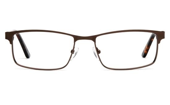 Vista First 1111 Stainless steel Mens & Womens Full Rim Optical Glasses