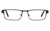 Vista First 1112 Stainless steel Mens Full Rim Optical Glasses