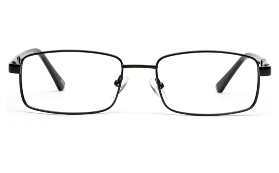 Poesia 6039 Stainless steel Mens Full Rim Optical Glasses