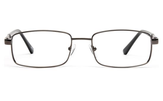 Poesia 6039 Stainless steel Mens Full Rim Optical Glasses
