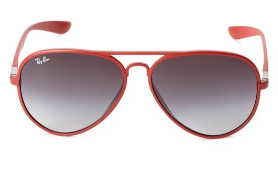 bcf92fce7 Ray-Ban 0RB4180 AVIATOR LITEFORCE Acetate Mens & Womens Full Rim Sunglasses