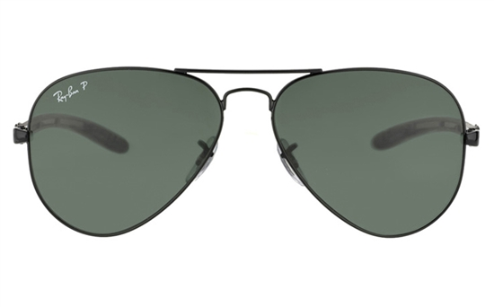 628f4a66a2 Ray-Ban 0RB8307 AVIATOR TM CARBON FIBRE Metal Mens   Womens Full Rim  Sunglasses