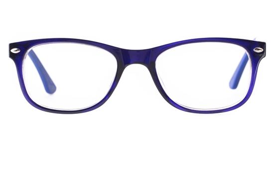 Nova Kids 3555 Ultem Kids Full Rim Optical Glasses
