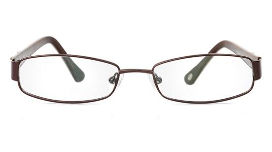 Vista First 1047 Stainless Steel/ZYL Full Rim Womens Optical Glasses