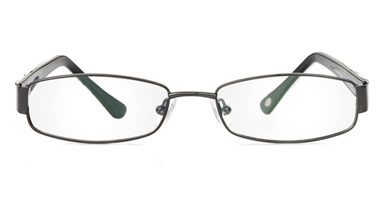 Vista First 1047 Stainless Steel/ZYL Full Rim Womens Optical Glasses