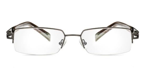 Vista First 1033 Stainless Steel/ZYL Mens&Womens Full Rim Optical Glasses