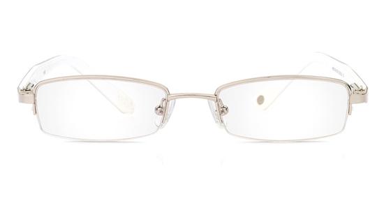 Vista First 1050 Stainless Steel/ZYL Mens&Womens Half Rim Optical Glasses