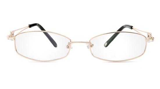 Vista First 1094 Stainless Steel/ZYL Full Rim Womens Optical Glasses