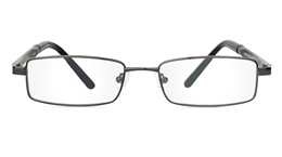 Vista First 1046 Aluminum Full Rim Mens Optical Glasses for Classic,Party,Sport,Nose Pads Bifocals