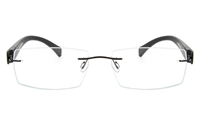 Vista First 5020 Stainless Steel Mens&Womens None Optical Glasses
