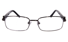 Poesia 6018 Stainless Steel Mens&Womens Full Rim Optical Glasses