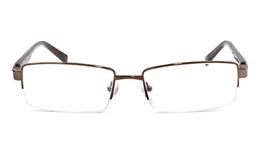 Vista First 1101 Stainless Steel Mens&Womens Half Rim Optical Glasses