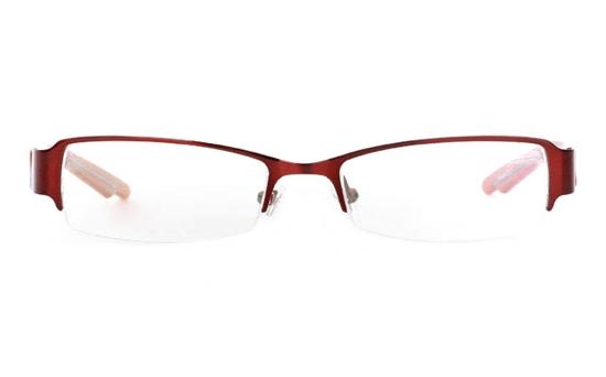 E1039 Stainless Steel Mens&Womens Half Rim Optical Glasses