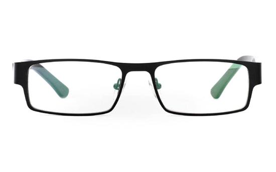 6129 Stainless Steel Full Rim Mens Optical Glasses
