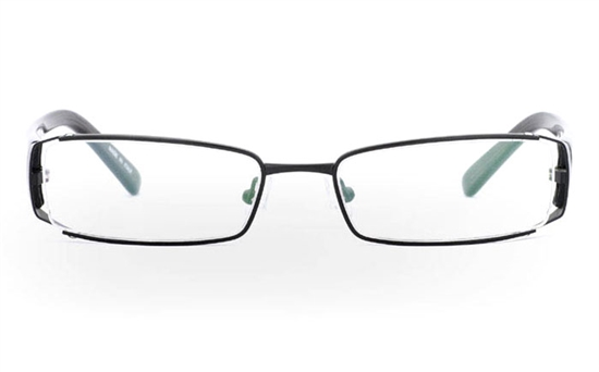 OD-1003 Stainless Steel/ZYL Half Rim Mens Optical Glasses
