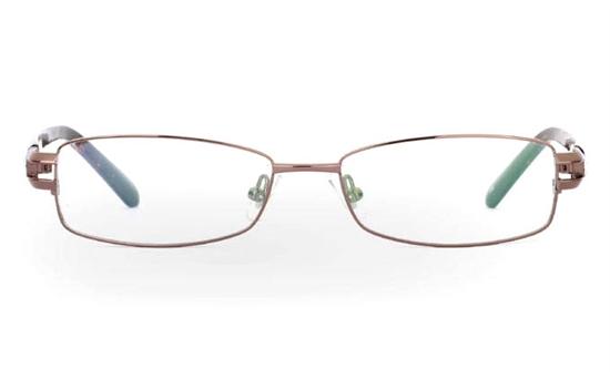 OD-013 Stainless Steel/ZYL Mens&Womens Full Rim Optical Glasses