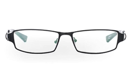 E1008 Stainless Steel Mens Womens Half Rim Optical Glasses for Fashion,Classic,Party,Sport,Nose Pads