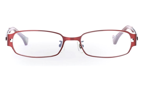 OD-2697 Stainless Steel/ZYL Full Rim Womens Optical Glasses