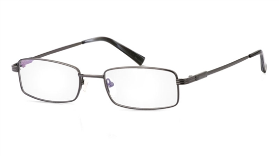 Vista First 2012 Titanium Memory Full Rim Mens Optical Glasses