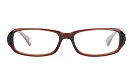 CR3513A Stainless Steel/ZYL Full Rim Womens Optical Glasses for Fashion,Party,Sport Bifocals