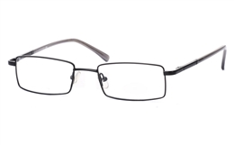 Vista First 1022 Stainless Steel/ZYL Full Rim Mens Optical Glasses for Fashion,Classic,Party,Sport,Nose Pads Bifocals
