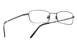 Vista First 2008 Titanium Memory Full Rim Mens Optical Glasses for Fashion,Classic,Party,Sport,Nose Pads Bifocals