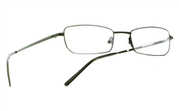 Vista First 2002 Titanium Memory Full Rim Mens Optical Glasses for Fashion,Classic,Party,Sport,Nose Pads Bifocals