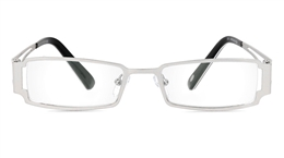 Vista First 1063 Stainless Steel Mens Womens Full Rim Optical Glasses for Fashion,Nose Pads