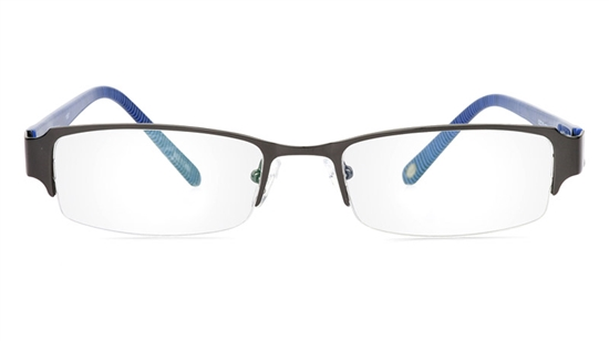 Vista First 1057 Monel Mens&Womens Half Rim Optical Glasses
