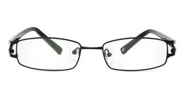 Vista First 1093 Stainless Steel/ZYL Mens&Womens Full Rim Optical Glasses