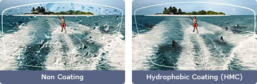 Hydrophobic Coating (HMC)