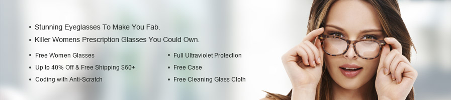 womens prescription glasses online