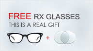 free rx glasses this is a real gift