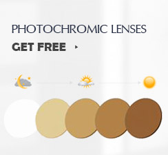 Free Photochromic Lenses