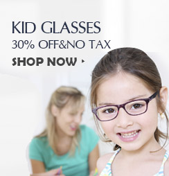 Kid Glasses 30% OFF&no tax